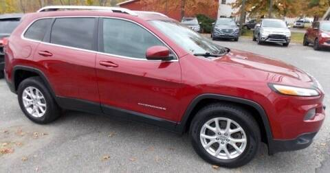 2014 Jeep Cherokee for sale at Bachettis Auto Sales in Sheffield MA