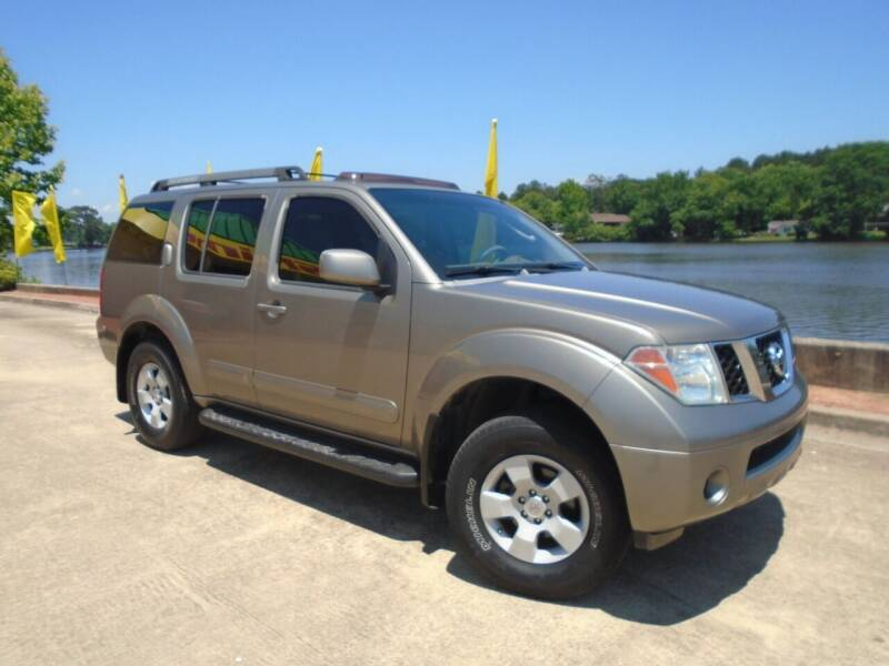 2005 Nissan Pathfinder for sale at Lake Carroll Auto Sales in Carrollton GA