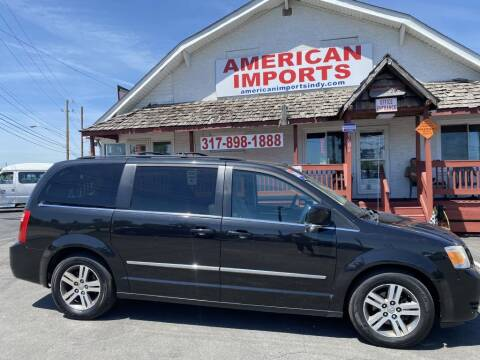 2010 Dodge Grand Caravan for sale at American Imports INC in Indianapolis IN