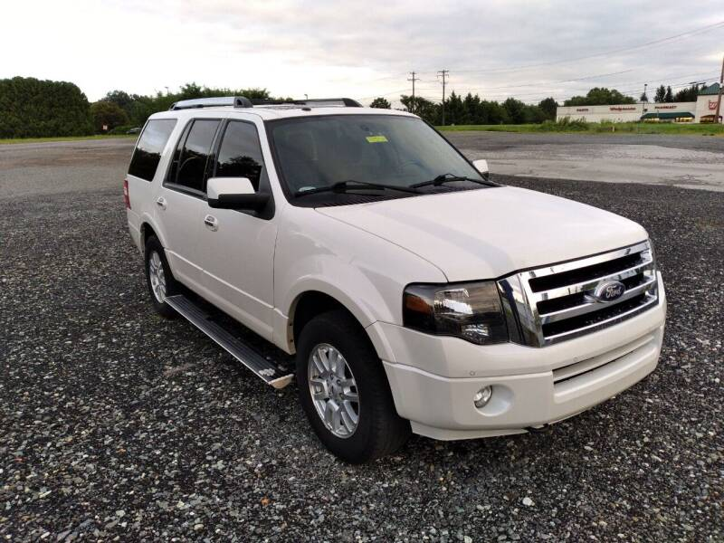 2012 Ford Expedition for sale at Oxford Motors Inc in Oxford PA