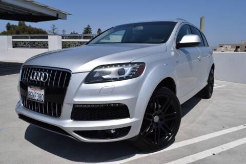 2014 Audi Q7 for sale at Dino Motors in San Jose CA