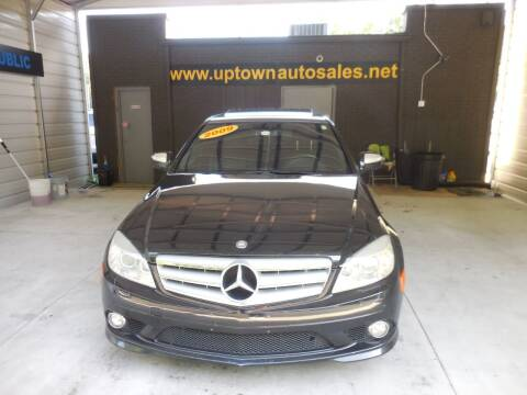 2009 Mercedes-Benz C-Class for sale at Uptown Auto Sales in Charlotte NC