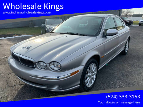 2003 Jaguar X-Type for sale at Wholesale Kings in Elkhart IN