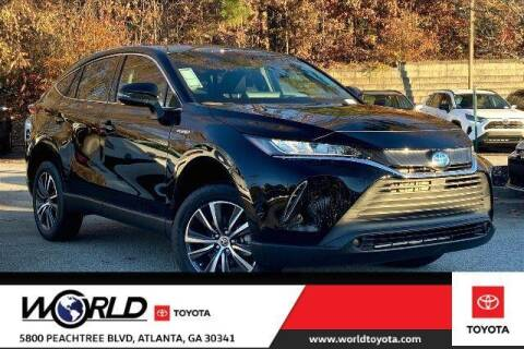 2021 Toyota Venza for sale at CU Carfinders in Norcross GA
