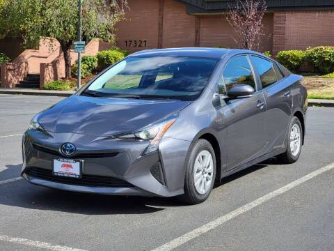 2018 Toyota Prius for sale at SEATTLE FINEST MOTORS in Lynnwood WA