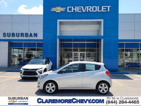 2021 Chevrolet Spark for sale at Suburban Chevrolet in Claremore OK