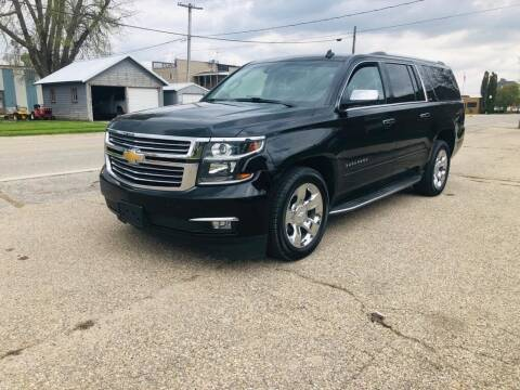 2015 Chevrolet Suburban for sale at BROTHERS AUTO SALES in Eagle Grove IA