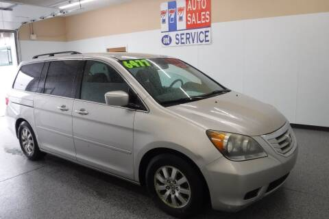 2008 Honda Odyssey for sale at 777 Auto Sales and Service in Tacoma WA