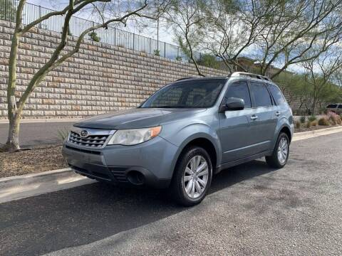 2011 Subaru Forester for sale at AUTO HOUSE TEMPE in Tempe AZ