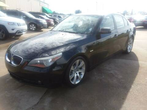 2007 BMW 5 Series for sale at BP Auto Finders in Durham NC
