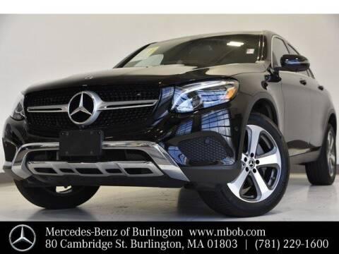 2019 Mercedes-Benz GLC for sale at Mercedes Benz of Burlington in Burlington MA