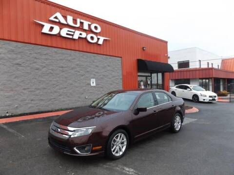 2012 Ford Fusion for sale at Auto Depot - Nashville in Nashville TN