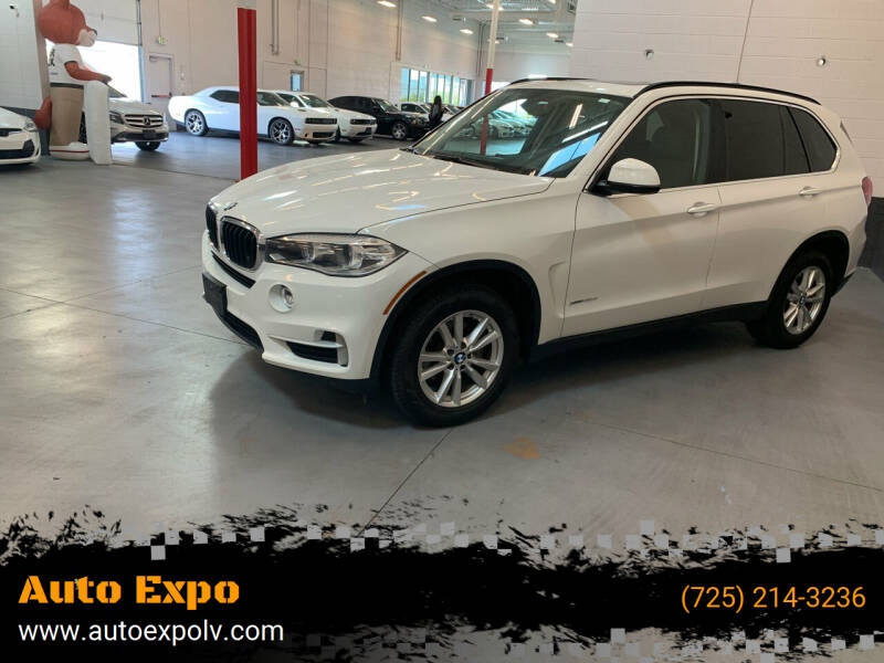 2014 BMW X5 for sale at Auto Expo in Las Vegas NV
