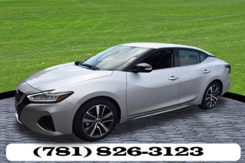 2020 Nissan Maxima for sale at AUTO ETC. in Hanover MA