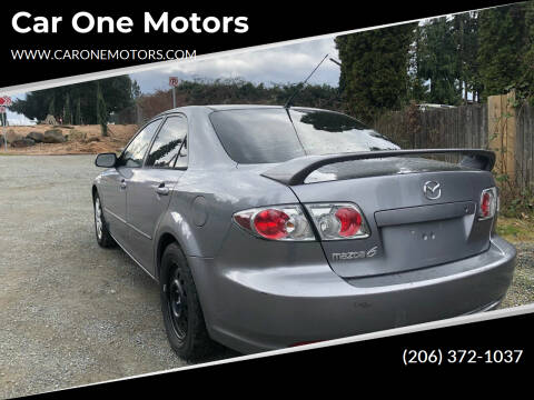 2007 Mazda MAZDA6 for sale at Car One Motors in Seattle WA