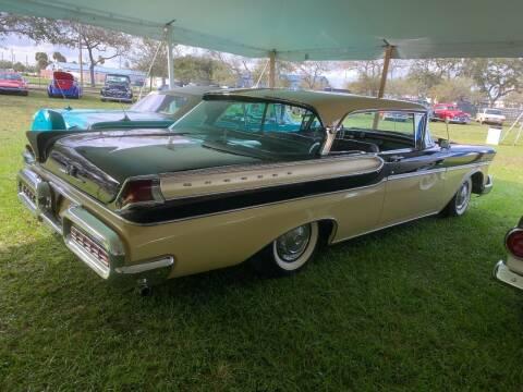 1957 Mercury Montclair for sale at BIG BOY DIESELS in Ft Lauderdale FL