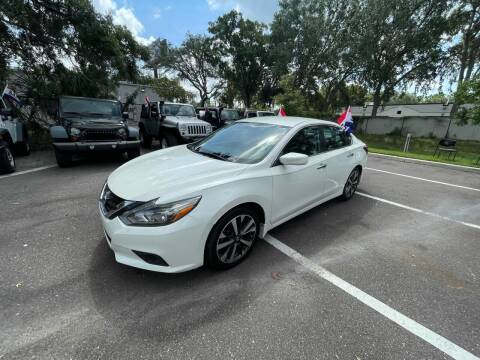 2017 Nissan Altima for sale at Bay City Autosales in Tampa FL