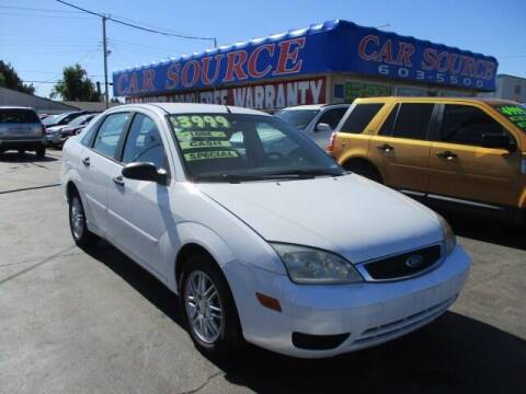 2005 Ford Focus for sale at CAR SOURCE OKC in Oklahoma City OK