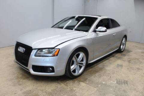 2012 Audi S5 for sale at Flash Auto Sales in Garland TX