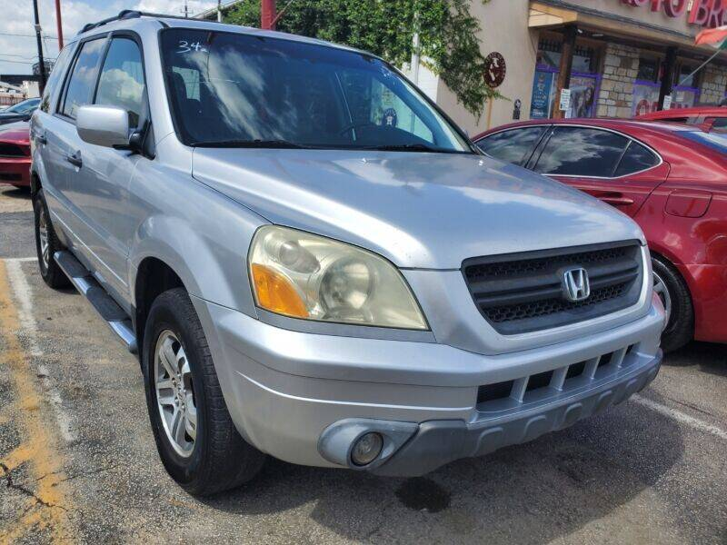 2005 Honda Pilot for sale at USA Auto Brokers in Houston TX