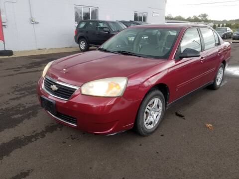 2006 Chevrolet Malibu for sale at Premier Automotive Sales LLC in Kentwood MI