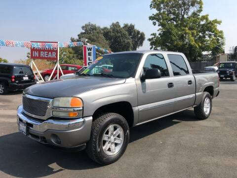 2007 GMC Sierra 1500 Classic for sale at C J Auto Sales in Riverbank CA