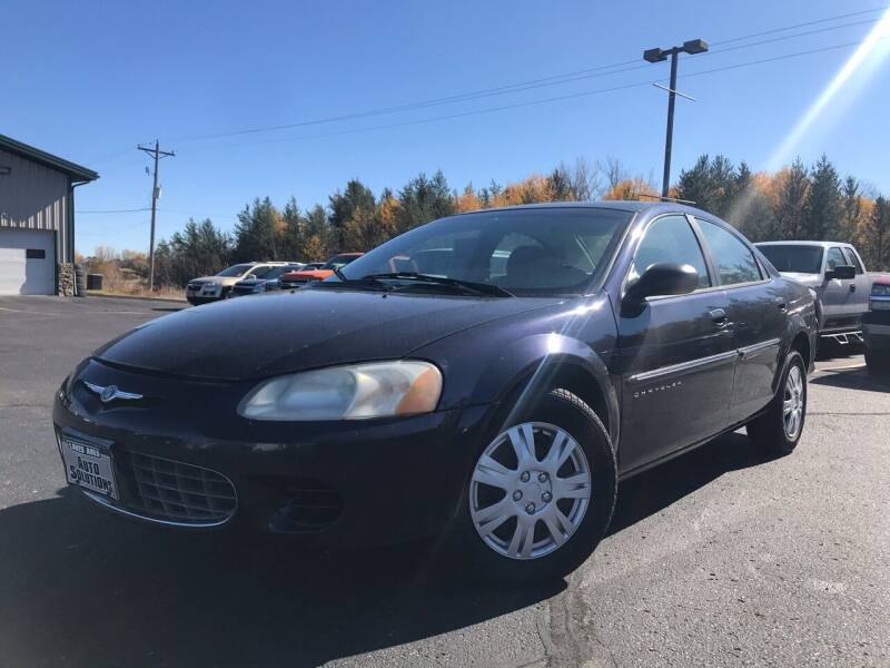 2001 Chrysler Sebring for sale at Lakes Area Auto Solutions in Baxter MN