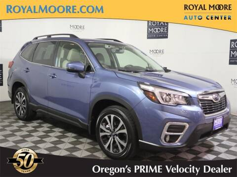 2019 Subaru Forester for sale at Royal Moore Custom Finance in Hillsboro OR