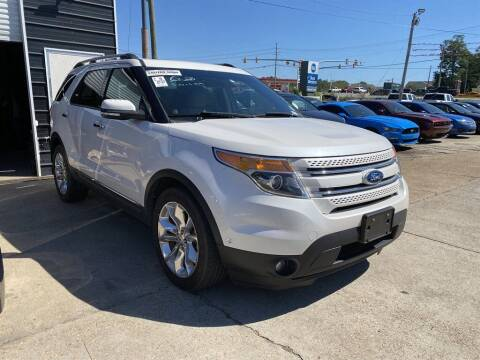 2015 Ford Explorer for sale at Direct Auto in D'Iberville MS