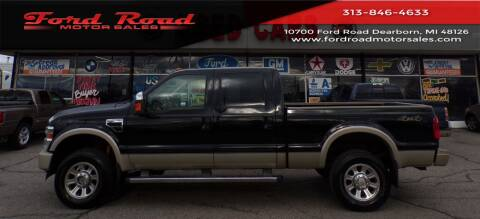 2010 Ford F-350 Super Duty for sale at Ford Road Motor Sales in Dearborn MI