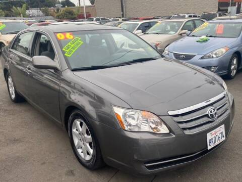 2006 Toyota Avalon for sale at North County Auto in Oceanside CA