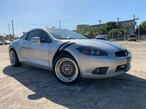 2012 Mitsubishi Eclipse for sale at Sam's Auto Sales in Houston TX