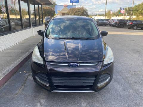 2013 Ford Escape for sale at J Franklin Auto Sales in Macon GA