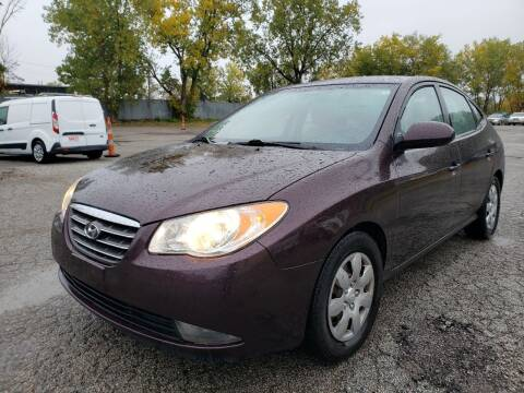 2008 Hyundai Elantra for sale at Flex Auto Sales in Cleveland OH