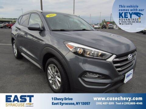 2017 Hyundai Tucson for sale at East Syracuse Performance Sales & Service in Syracuse NY