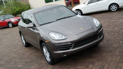 2012 Porsche Cayenne for sale at Cars-KC LLC in Overland Park KS