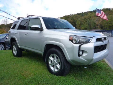 2016 Toyota 4Runner for sale at Viles Automotive in Knoxville TN