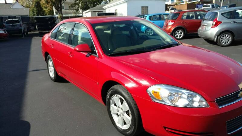 2007 Chevrolet Impala for sale at Graft Sales and Service Inc in Scottdale PA