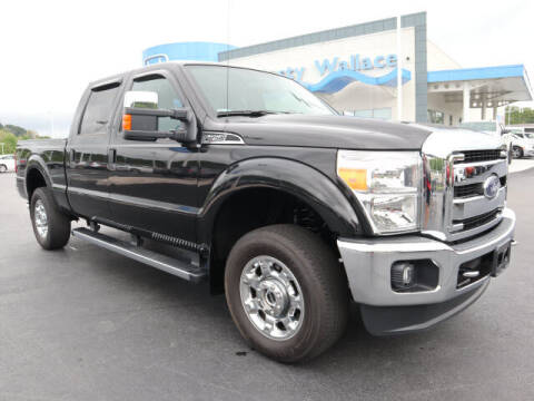 2015 Ford F-250 Super Duty for sale at RUSTY WALLACE HONDA in Knoxville TN