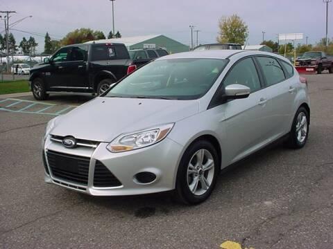 2013 Ford Focus for sale at VOA Auto Sales in Pontiac MI