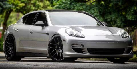 2010 Porsche Panamera for sale at MS Motors in Portland OR