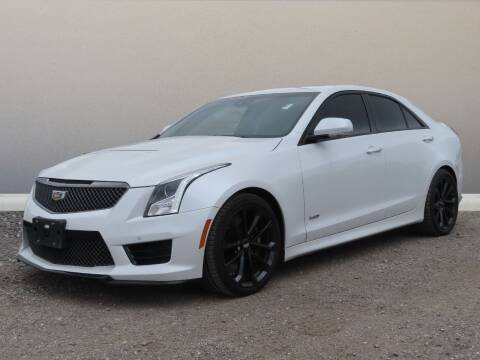 2018 Cadillac ATS-V for sale at Ron Carter  Clear Lake Used Cars in Houston TX