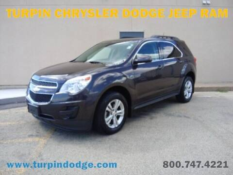 2015 Chevrolet Equinox for sale at Turpin Dodge Chrysler Jeep Ram in Dubuque IA