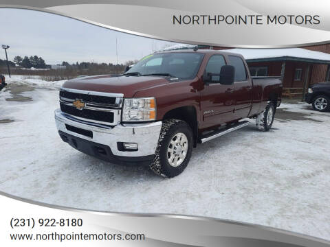 2014 Chevrolet Silverado 2500HD for sale at Northpointe Motors in Kalkaska MI