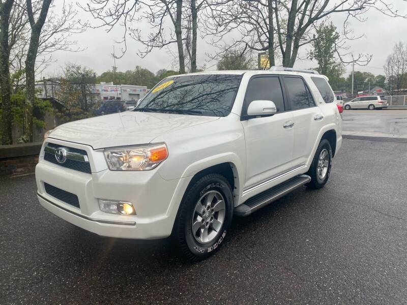 2011 Toyota 4Runner for sale at ANDONI AUTO SALES in Worcester MA