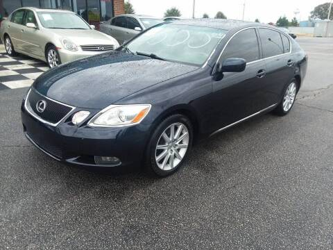 2006 Lexus GS 300 for sale at BP Auto Finders in Durham NC