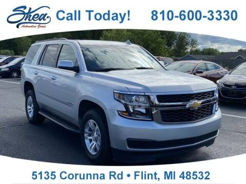 2019 Chevrolet Tahoe for sale at Jamie Sells Cars 810 in Flint MI