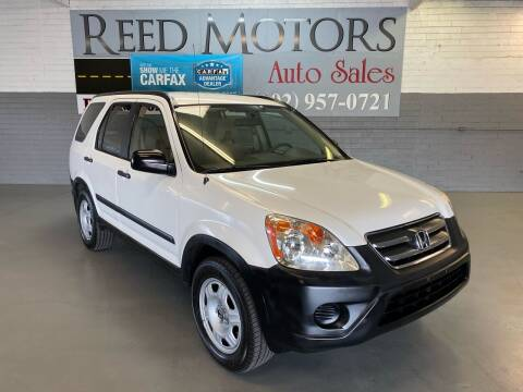 2005 Honda CR-V for sale at REED MOTORS LLC in Phoenix AZ