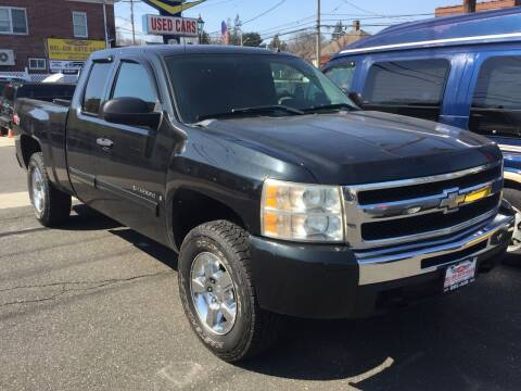 2009 Chevrolet Silverado 1500 for sale at Bel Air Auto Sales in Milford CT