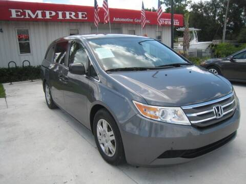 2012 Honda Odyssey for sale at Empire Automotive Group Inc. in Orlando FL